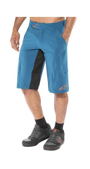 Alpinestars Hyperlight 2 Shorts Men blue bright orange